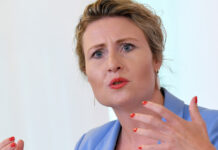 Frauenministerin Susanne Raab