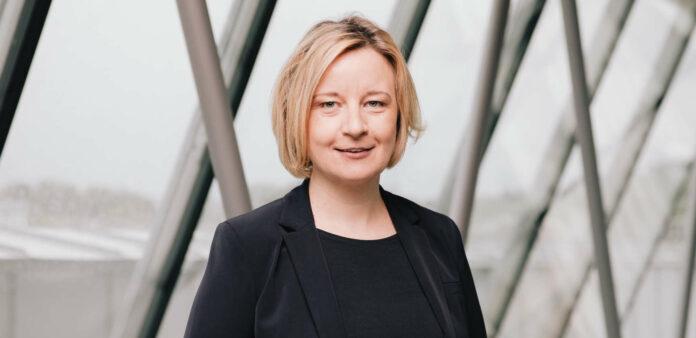 Kunstuni-Rektorin Brigitte Hütter