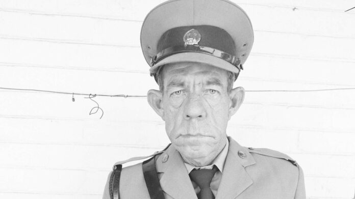 Sgt F de Bruin, Department of Prisons Employees, Orange Free State, 1992
