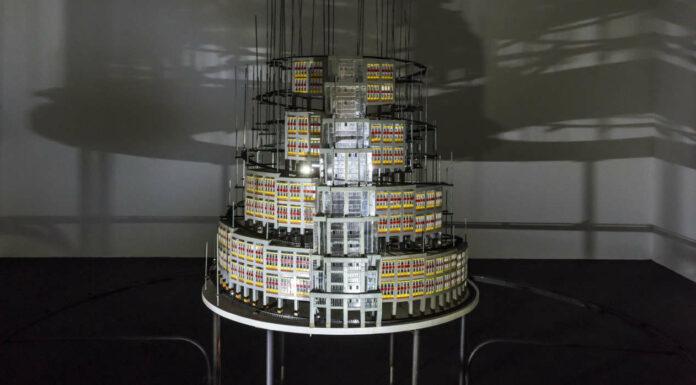 """Clemens Fürtlers """"Turm zu Babel"""""""