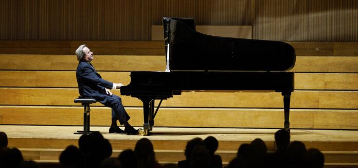 Unerreichbarer Beethoven-Interpret: Rudolf Buchbinder