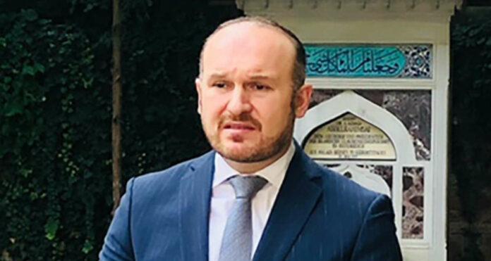 IGGÖ-Vorsitzender Ümit Vural: Islamismus-Problem in eigenen Reihen.