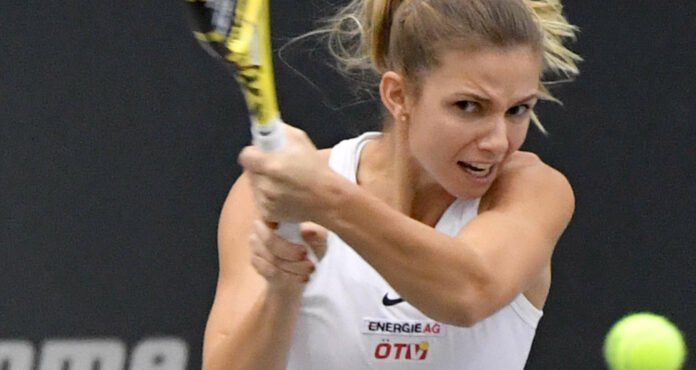 Nach der Enttäuschung will Barbara Haas heute alles unternehmen, um endlich einmal in der Heimat zu gewinnen.