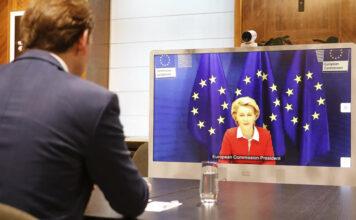 In einer Videokonferenz mit Bundeskanzler Sebastian Kurze erklärte EU-Kommissionspräsidentin Ursula von der Leyen, dass die EU rund zwei Milliarden Impfdosen gegen Covid-19 haben werde.