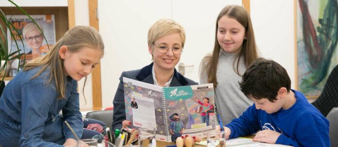 Der Zukunftsplaner hilft Kindern und Jugendlichen ihre Talente zu entdecken und die richtige Berufsentscheidung zu treffen.