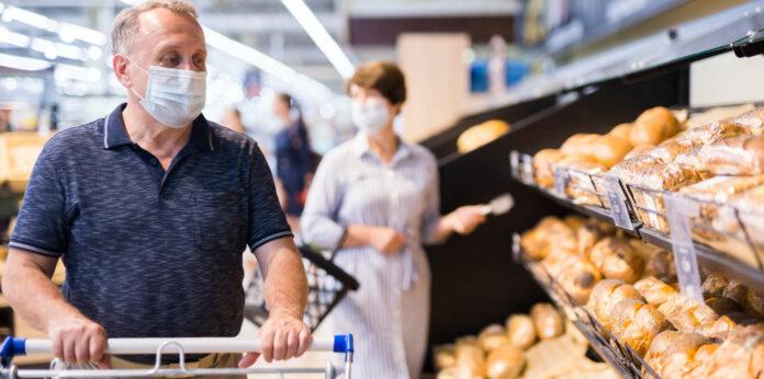 Wegen der verkürzten Öffnungszeiten wollen Supermärkte länger an die Wohnungstüre zustellen können.