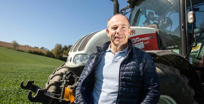 Agrar-Landesrat Max Hiegelsberger gab den Anstoß zu der neuen Zukunftsstrategie, die nun vorliegt.