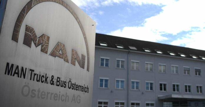 Bei MAN in Steyr wackeln 2300 Jobs. Die Verantwortlichen kämpfen um einen Fortbestand des Standorts.