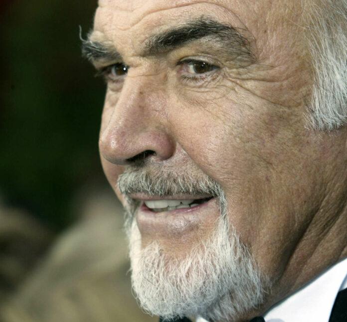Sir Sean Connery starb im Alter von 90 Jahren.