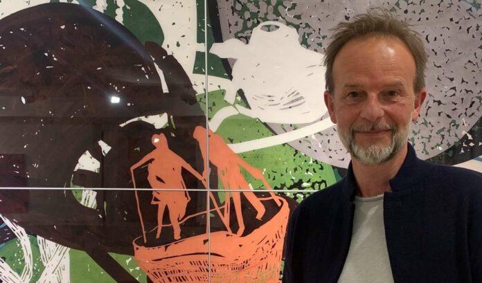 Künstler Oliver Dorfer und sein Werk