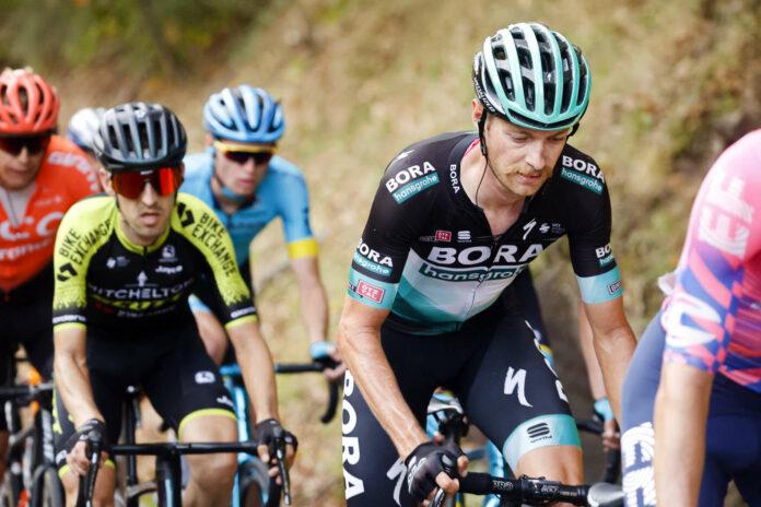 Voller Fokus auf die letzte Woche der Saison: Großschartner (r.) will oö. Radsport-Geschichte schreiben.
