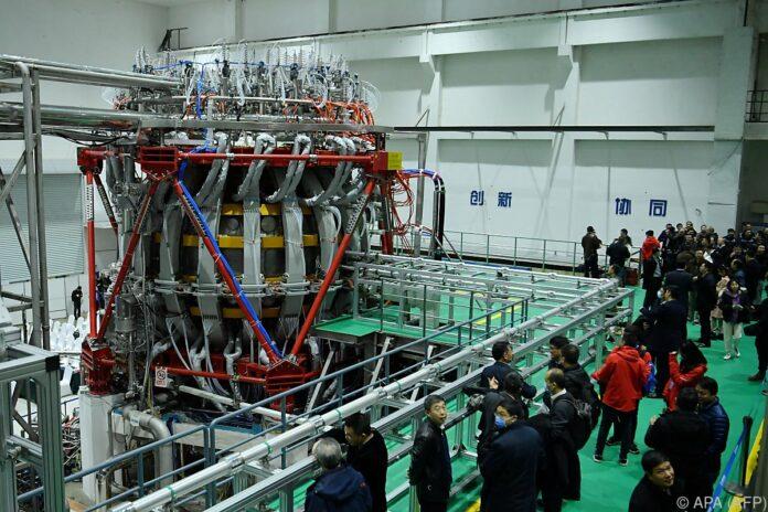 Fusionsreaktor China
