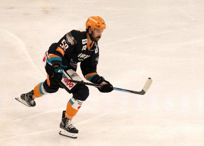 Im 18. Spiel traf Sebastien Piche erstmals seit seiner Rückkehr für die Black Wings. Es war überhaupt erst das dritte Saisontor eines Linz-Verteidigers.