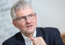 Caritas-Direktor Franz Kehrer