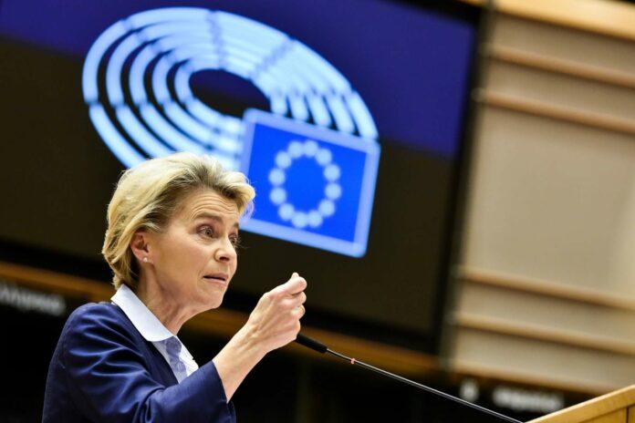 Ursula von der Leyen hat den Kampf um einen geordneten Brexit noch nicht aufgegeben.