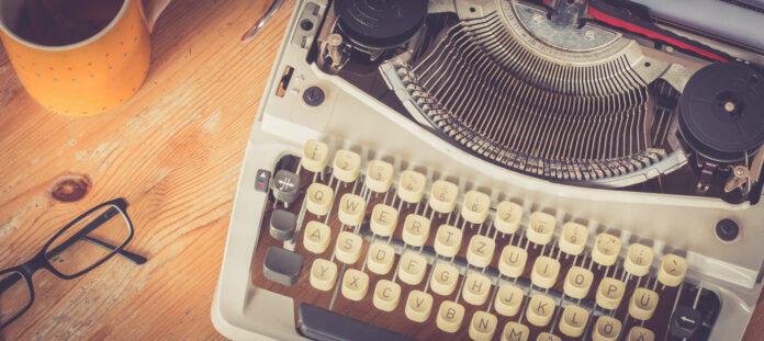 Die gute, alte Schreibmaschine: Ein nostalgisches Filmporträt über eine sterbende Ära.