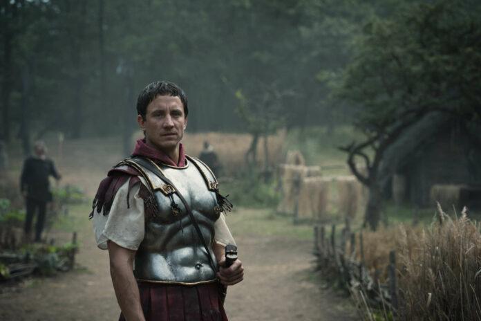 Laurence Rupp als Arminius