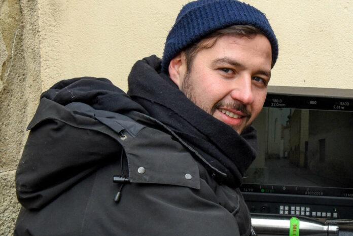 """Verantwortlich für den """"Weihnachts-Tatort"""": Daniel Prochaska"""