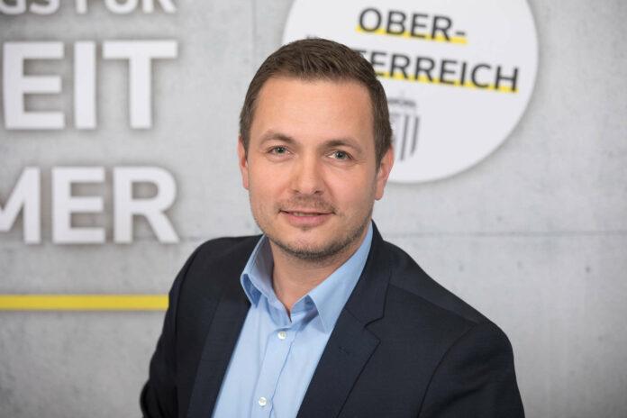 ÖAAB-Servicereferent Mario Hermüller