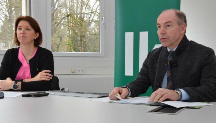 Mehr Qualitätsrindfleisch aus OÖ ist das Ziel von LK OÖ-Präsidentin Langer-Weninger und Agrarlandesrat Hiegelsberger.