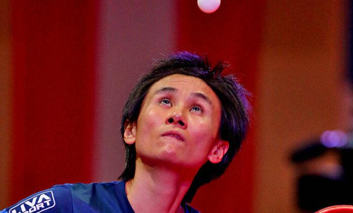 """Trotz der alles überragenden Performance von """"Susi"""" Liu Jia reichte es für Froschberg nicht zum dritten Titel."""