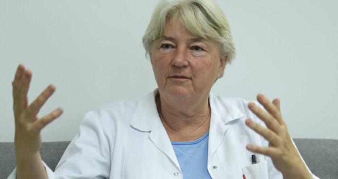 """Sie wurde in der Corona-Krise bekannt: Die Wiener Virologin Elisabeth Puchhammer-Stöckl wurde nun zur """"Wissenschafterin des Jahres 2020"""" gewählt."""