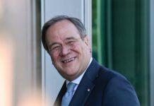 Der nordrhein-westfälische Ministerpräsidenten Armin Laschet ist einer drei Kandidaten für den neuen CDU-Vorsitz. Die Wahl ist im Vorfeld völlig offen.