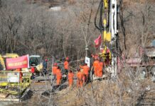 CHINA-MINING-ACCIDENT