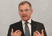 Landeshauptmann Thomas Stelzer sieht in der geplanten TU Oberösterreich enormes Potenzial.