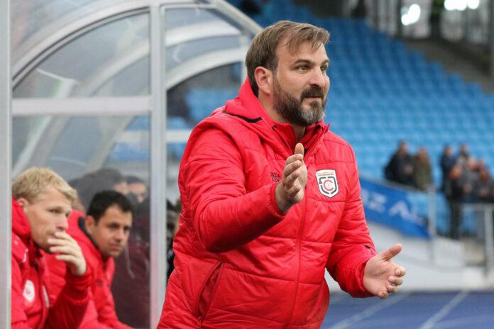 Andreas Wieland kehrt auf die Trainerbank von Zweitligist FC Juniors zurück.