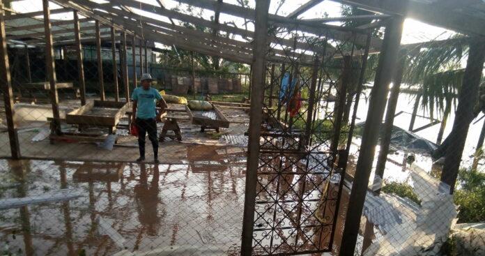 Zwei Hurrikans zogen im November in Nicaragua eine Spur der Verwüstung.