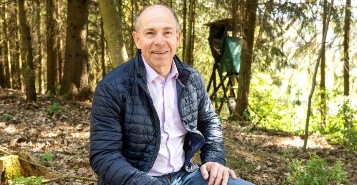 Agrar-Landesrat Max Hiegelsberger weiß um die enorme Bedeutung des Ökosystems Wald.
