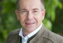 Agrar-Landesrat Max Hiegelsberger hofft auf das neue Waldfondsgesetz.