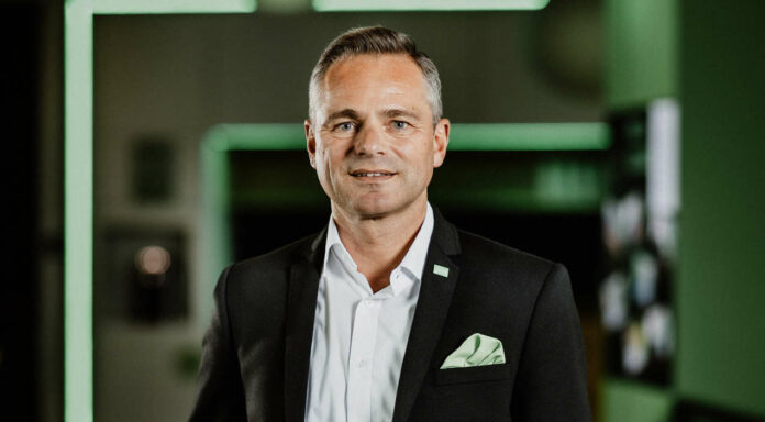 Loxone-CEO Rüdiger Keinberger