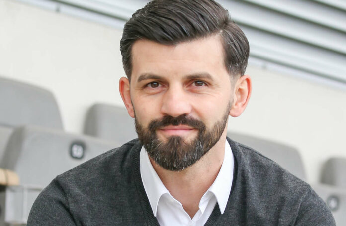 Neo-Trainer Miron Muslic