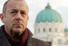 Fühlt sich nicht nur als Prof. Brock, sondern auch privat sehr wohl in Wien: Heino Ferch.