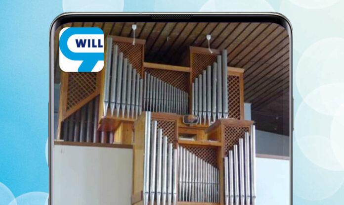 Beim Verkauf ihrer Orgel zieht die Pfarre Rosenau alle Register: Das sakrale Musikinstrument wird auch auf dem digitalen Marktplatz willhaben.at angeboten.