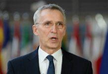 Am Rande des EU-Gipfels tauschten sich die Staats- und Regierungschefs auch mit NATO-Generalsekretär Jens Stoltenberg aus. Dieser warb für eine noch stärkere Zusammenarbeit.