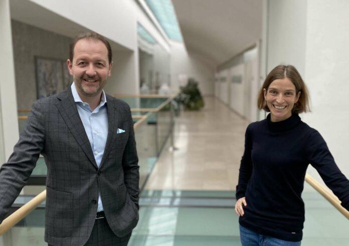 Vbgm. Bernhard Baier und Klubobfrau Elisabeth Manhal von der Linzer Volkspartei feilen an einem umfassenden Sicherheitspaket für die Landeshauptstadt.