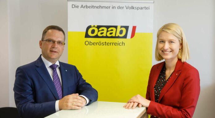 Noch im Frühjahr soll LH-Stv. Christine Haberlander offiziell die Nachfolge von Landesobmann August Wöginger antreten, am 24. April beim Online-Bundestag steht sie auch zur Wahl als eine der sechs Stellvertreter von Wöginger auf Bundesebene.