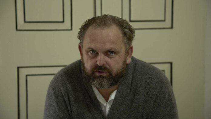 Regisseur und Produzenten Ivan Ostrochovsky