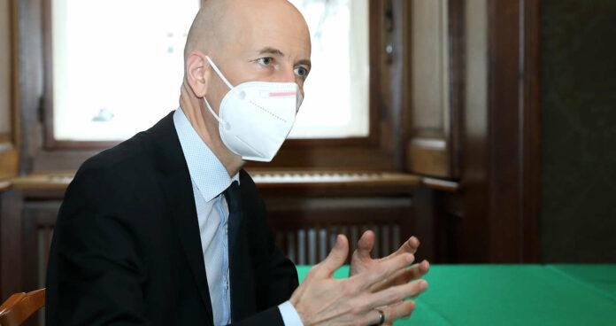 Arbeitsminister Martin Kocher.