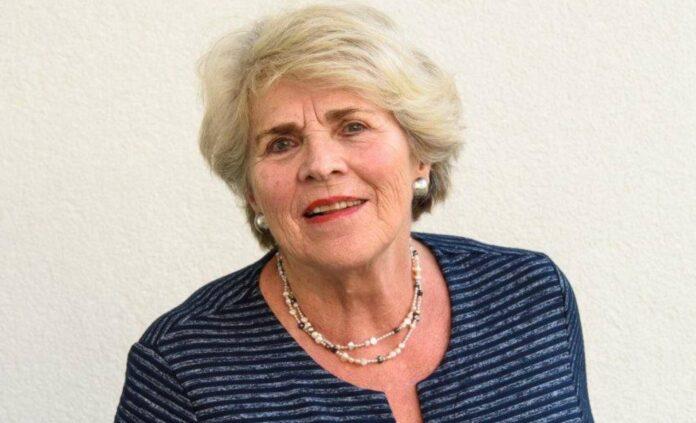 Christa Grubauer feiert am Mittwoch (24.2.) ihren 80. Geburtstag.