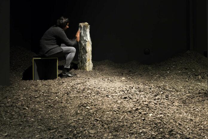 """Im OÖ Kulturquartier zieht die """"Wunderkammer"""" die Besucher ganz in ihren Bann."""