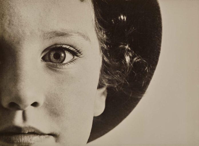 Max Burchartz, Lotte (Auge), 1928
