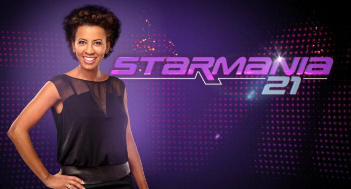 """Als """"Starmania-Mama"""" ein Anker für die Kandidaten: Arabella Kiesbauer (51) moderiert die neue Ausgabe der Suche nach dem heimischen Popstar."""