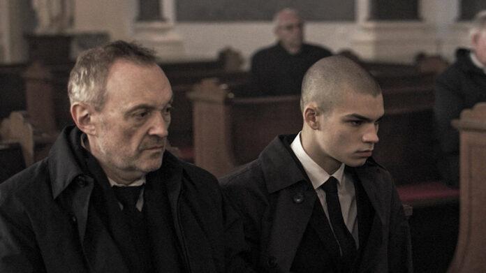 """Josef Hader und Simon Frühwirth in """"Nevrland""""."""