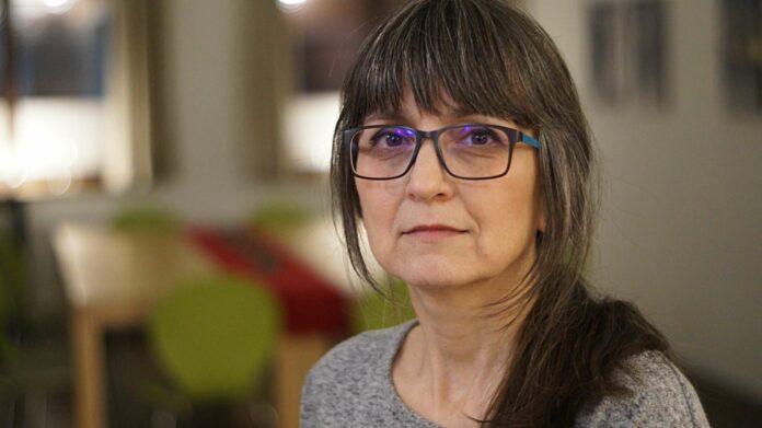 Die aus Eferdingstammende SchriftstellerinKarin Peschka
