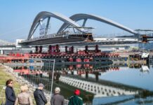 Neue Linzer Donaubrücke