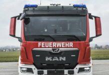 Im MAN-Werk in Plauen werden künftig Feuerwehrautos und andere Sonderfahrzeuge produziert.